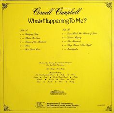 Cornell Campbell - Whats Happening To Me? (back cover)