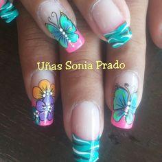 34 Trendy ideas for nails art for kids flower 34 Trendy ideas for nails art for kids flower