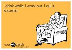 Drinking while worko