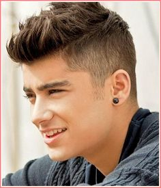 haircut styles for men taper - Google Search