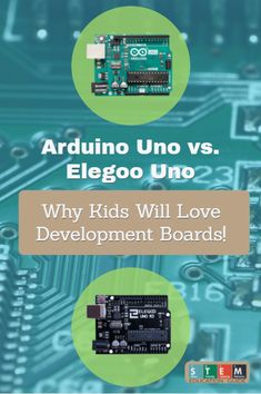 The unique Arduino or Elegoo experience is excellent for building a foundation on coding, wiring, and eventually designing electronic projects of your own. Math Activities For Kids, Steam Activities, Science For Kids, Rube Goldberg, Coding For Kids, Stem Science, School Subjects, Electronics Projects, Science Projects
