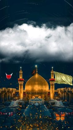 For All islamic video follow us Islamic Images, Islamic Videos, Islamic Pictures, Islamic Art, Quran Wallpaper, Whatsapp Wallpaper, Islamic Wallpaper, Karbala Iraq, Imam Hussain Karbala