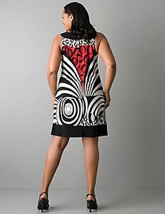 Anyone who really knows me knows that I'm not big into dresses but this is too cute! I would probably wear this. LOL