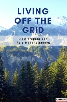 Three Ways to Get Off the Grid With Propane When you're serious about going off the grid for camping or maybe to live long term, propane can help make it happen! Click through to learn how. Tent Living, Outdoor Living, Going Off The Grid, Power Bill, Make It Happen, Third Way, Got Off, Live Long, Camping Hacks