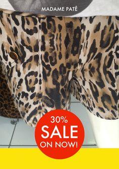 Short estampa leopardo da poema hit, lindo e com desconto!! #fashionworld #animalprint