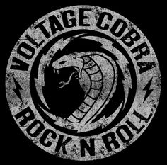 VOLTAGE COBRA - ROCK BAND LOGO on Behance