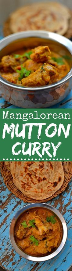 Like Spices? Try this fabulous Mangalorean Mutton Curry from the south ...