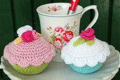 crochet cupcakes inspiration