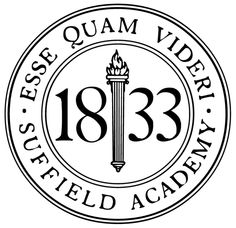 Academy Suffield Academy- in Independent School, School Spirit, Secondary Schools, Seals, University, College, Logos, Reading, Places