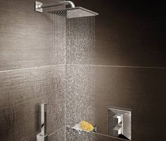 Square shower heads GROHE Available at NORBURN LIGHTING AND BATH
