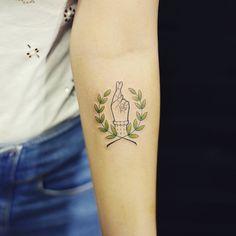 laurel wreath tattoo-37                                                                                                                                                      More