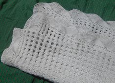 Square Lace Cotton #Tablecloth . Handmade hand crocheted tablecloth. Lovely…