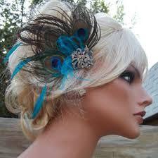 peacock wedding hair - Pesquisa do Google
