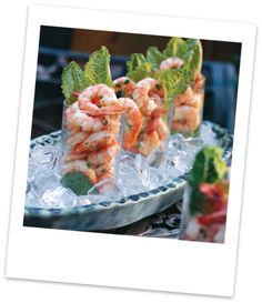easy party shrimp cocktail | Shrimp Shooters – Simple and Special Entertaining | PartyBluPrints ...