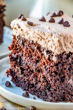 Chocolate Tres Leches Cake has the most amazing flavor. Made with three milks, this cake is a crowd pleaser. Serve at birthday parties and Cinco de Mayo. Best Cake Recipes, Pound Cake Recipes, Dessert Recipes, Mexican Desserts, Drink Recipes, Dinner Recipes, Chocolate Tres Leches Cake, Chocolate Cake, Chocolate Buttercream