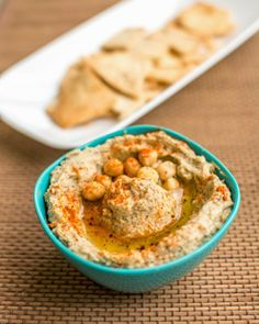 Crispy Rosemary Hummus Recipes — Dishmaps