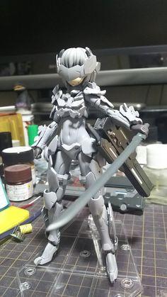 埋め込み Character Concept, Concept Art, Character Design, Cool Robots, Cool Toys, Robots Characters, Frame Arms Girl, Robot Girl, Figure Poses