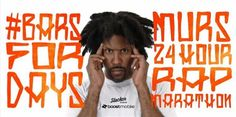Check Out Murs Break a Guinness Record With a Rap Marathon World Records, Guinness, Marathon, Rapper, Check, Musica, Marathons