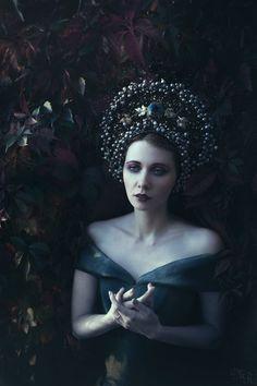 Dark Queen by zazielona on DeviantArt