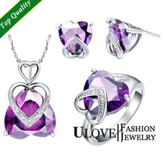 Best Mother's Day Gift Idea Heart Shaped by UloveFashionJewelry, $17.59