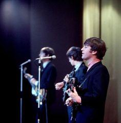 The Beatles - Sunday Night at The London Palladium, January 12, 1964.