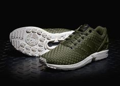"adidas Originals ZX Flux ""Reflective Weave"" Pack"