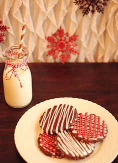 Peppermint Mocha Rollout Cookie Recipe #ChristmasCookies #HolidayCookies #Cookie