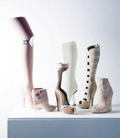 'medic esthetic' footwear by gwendolyn huskens.