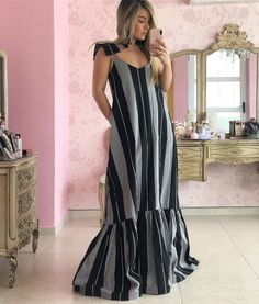 Linen Dresses, Sexy Dresses, Fashion Dresses, Summer Dresses, Curvy Girl Fashion, Kawaii Fashion, Maternity Fashion, Maternity Dresses, Party Wear Long Gowns