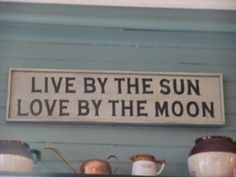 sun and moon, I live & love by both Great Quotes, Quotes To Live By, Inspirational Quotes, Random Quotes, Awesome Quotes, Motivational, The Words, Live Love, My Love
