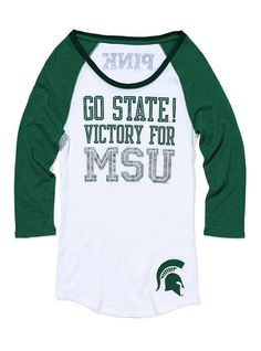 Victory for MSU! @Sarah Eckel thought you would like this one as well!  ;)
