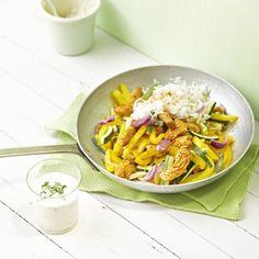 Kalkoengyros met groente #SnelKlaar #WeightWatchers #WWrecept