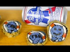 Tempura PBR Beer Batter Sushi - YouTube