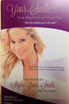 Want a youthful, natural look? Let us help you soften those creases (they form with age, but at least we have a solution!) a soft gel, Juvederm, can be used to help. Call us today to book your apointment! Reverse Aging, Anti Aging Facial, Natural Looks, Appointments, Being Used, Youth, Smile, Let It Be, Age