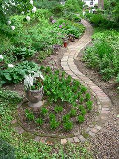 My Garden: Small Garden, Big Interest Garden Design Calimesa, CA