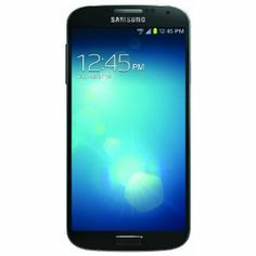 Samsung Galaxy S4, Black 32GB (Verizon Wireless)  Display: 5.0-inches Camera: 13-MP Processor Speed: 1.9 GHz OS: Android 4.2 (Jelly Bean)