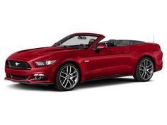 2015 mustang convertible red - Google Search