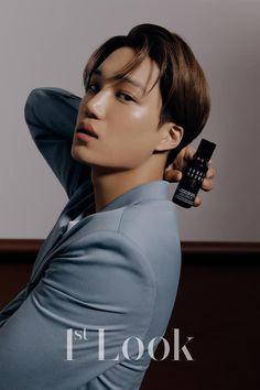 Exo Kai, Baekhyun Chanyeol, Luhan And Kris, Bobbi Brown, Chen, Look Magazine, Xiu Min, Kim Jong In, Asian Men