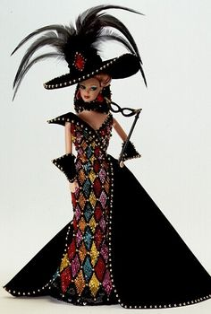 Bob Mackie Masquerade Ball  Limited Edition, 1993  http://www.angelicdreamz.com/Barbie-Bob-Mackie-Masquerade-Ball--Box-is-not-mint_p_9992.html