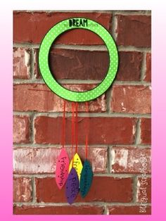 Dream Catcher {Martin Luther King, Jr. Craftivity in English and Spanish}