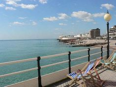 Happy days spent on the pebble beaches of Worthing, followed by an afternoon on the pier!