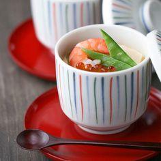 フライパンでOK! ふるふる茶碗蒸し 15分で完成!つるんとなめらか食感