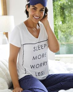 Disney Damen Bad Vibes Only Sleep Tee Nachthemd