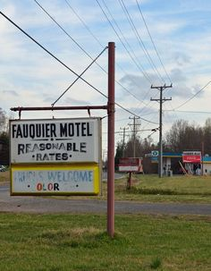 Fauquier Motel (Warrenton, Virginia)