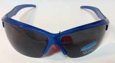 39d68ecb04a Polarized Sunglasses Blue 100% UVA UVB NWT  ICUEyewear  Sport