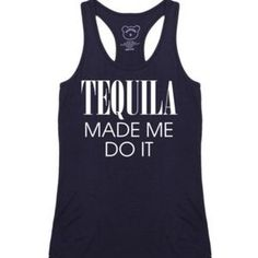 Tops - tequila tank