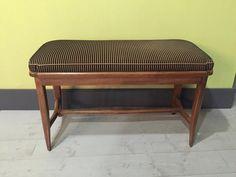 Banquette De Piano Art-deco, La Chaise de Marans, Proantic Banquettes, Cast Iron, It Cast, Piano Art, Display, Legs, Garden, Table, Image