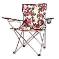 Highplains Vintage Floral Camping Chair #CampingChairs