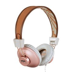The House of Marley Positive Vibration Headphones offer personality and rich sound at a price that's accessible. Their soft ear cushions and bright range of Rewind fabric choices will make Wireless Headphones, Beats Headphones, Over Ear Headphones, Mini, Audio, Positivity, Journalism, Image Link, Tech
