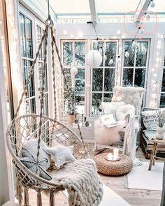 Cute Bedroom Decor, Room Ideas Bedroom, Decor Room, Diy Bedroom, Aesthetic Room Decor, Cozy Room, Dream Rooms, My New Room, Cozy House